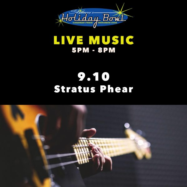 Live Music: Stratus Phear